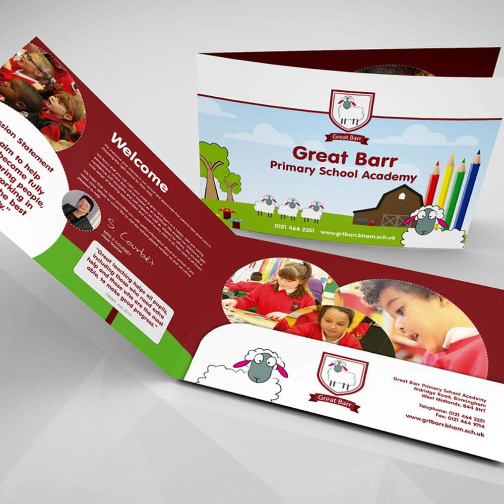 Great Barr Primary School Academy prospectus