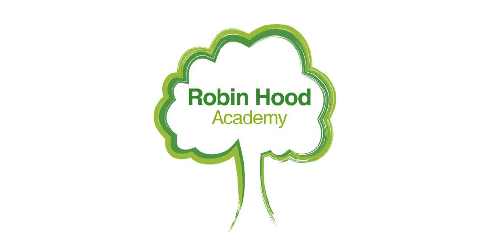 Robin Hood Academy logo