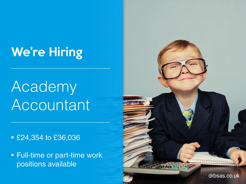 Vacancy: Academy Accountant