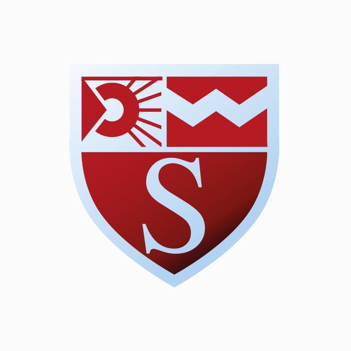 School Logo design of Somerville Primary school