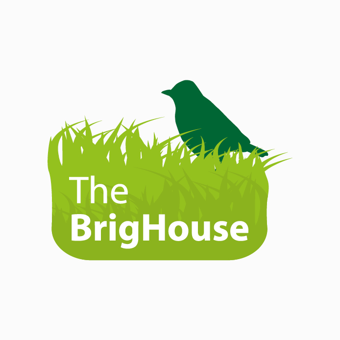 Trust Logo design of The Brighouse