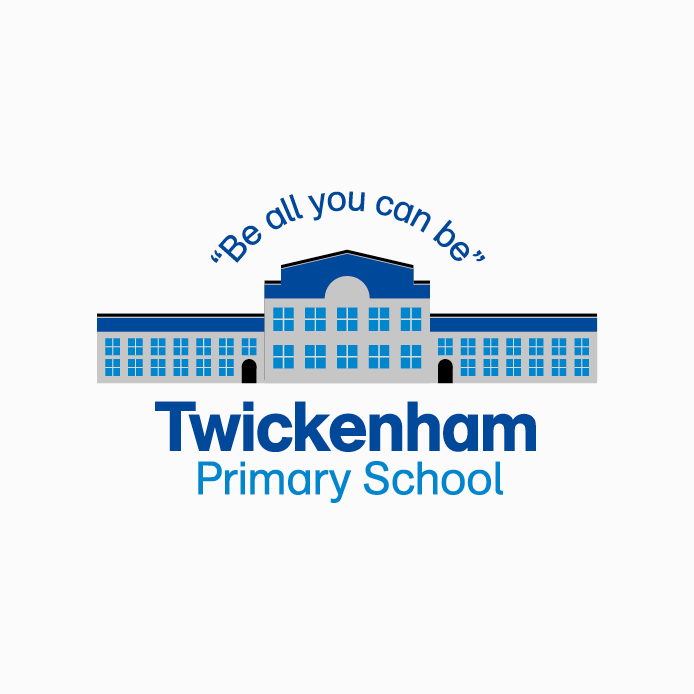School Logo design of Twickenham Primary School