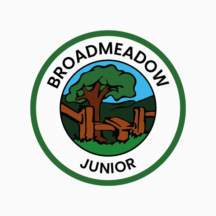 School Logo design of Broadmeadow Junior