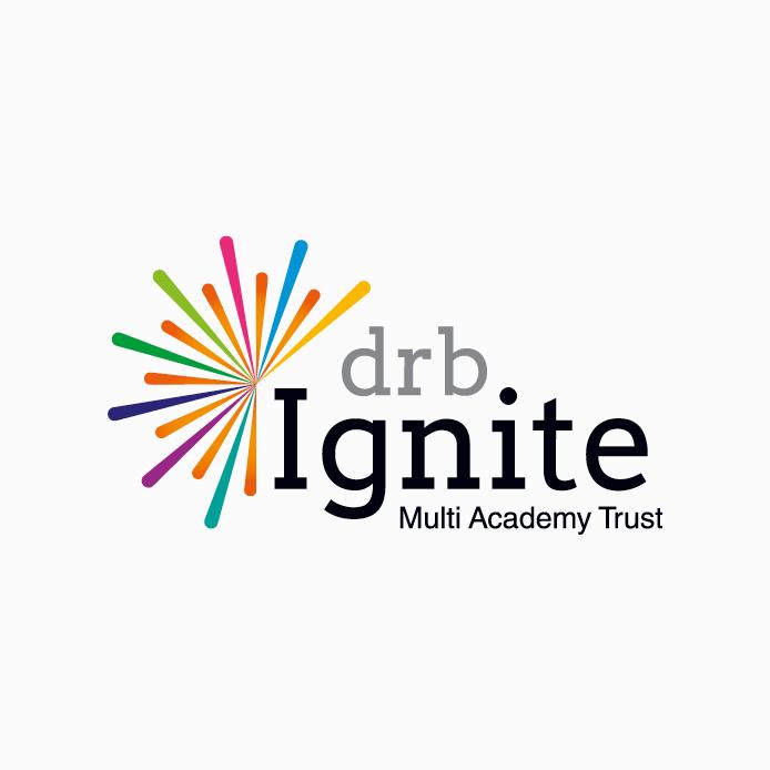 Logo design of drb Ignite Trust