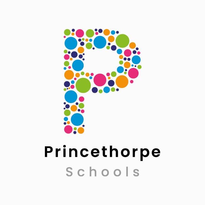 School Logo design of Princethorpe Schools